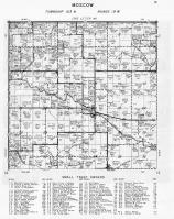 Moscow Township, Freeborn County 1965